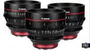 Canon Cinema Lens кинооптика